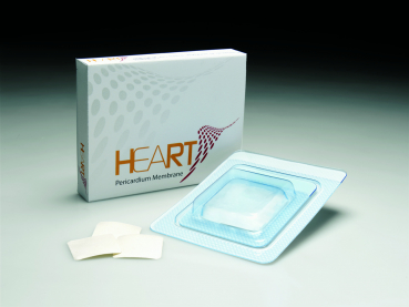 Sparpaket: 4x HEART Pericard 15x20 mm
