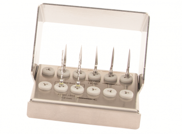 Implant Preparation Kit zur Aufbereitung des Implantatlagers