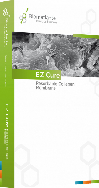EZ Cure Kollagenmembran, 30x40 mm